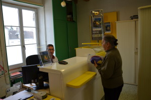 Agence postale mairie Bossay