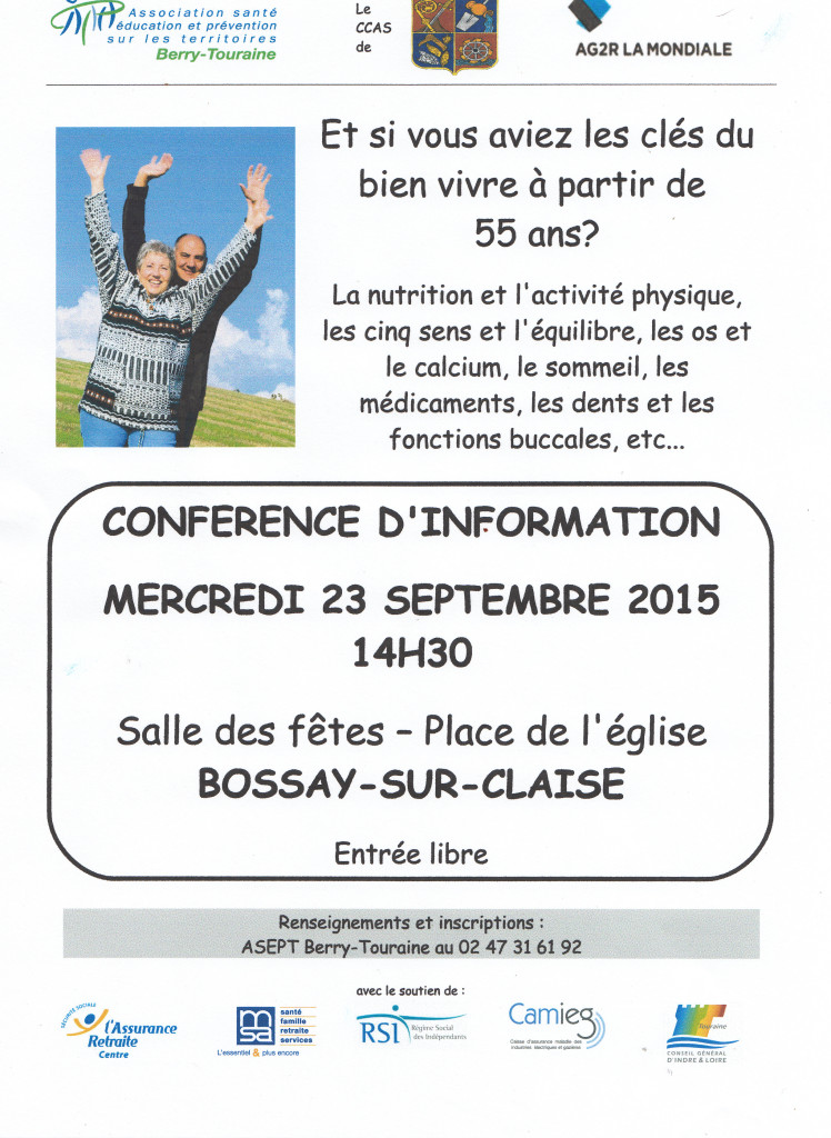 affiche conférence ASEPT